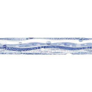 бордюр Alma Ceramica BWU34GLC303