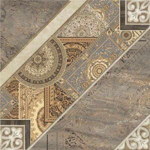 напольная плитка Alma Ceramica TFU03VEG704