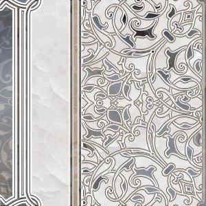 декор напольный Alma Ceramica DFU03DMT004